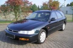 Honda Accord estate car photo image 1