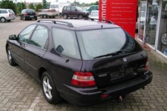 Honda Accord estate car photo image 3