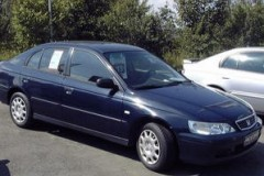 Honda Accord hatchback photo image 1