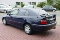 Honda Accord hatchback photo image 4