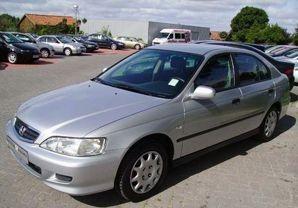 Honda Accord 2001 photo image