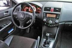 Honda Accord Tourer estate car photo image 19