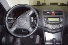 Honda Accord Tourer estate car photo image 14