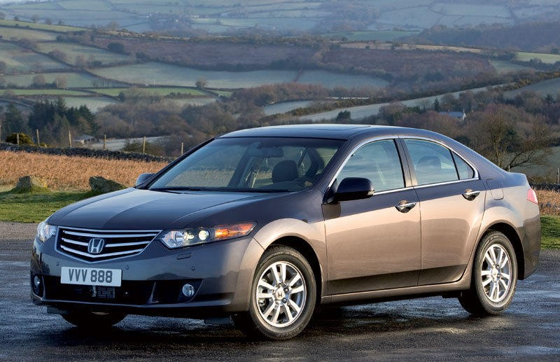 Honda Accord Sedan 2007 2011 Reviews Technical Data Prices