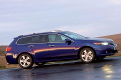 Honda Accord Tourer estate car photo image 8