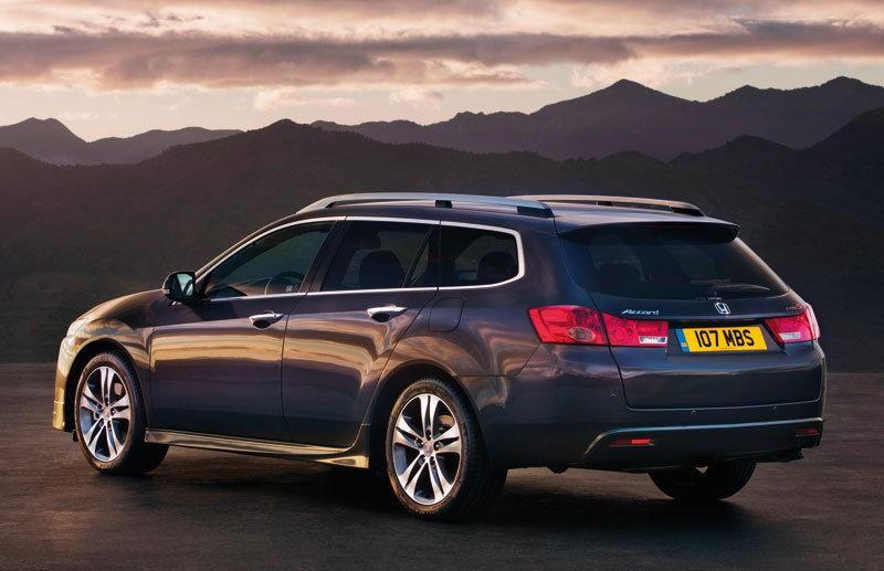 Honda Accord Tourer Estate Car Wagon 2011 Reviews