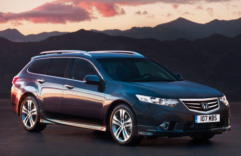 Honda Accord Tourer Estate Car Wagon 2011 Reviews
