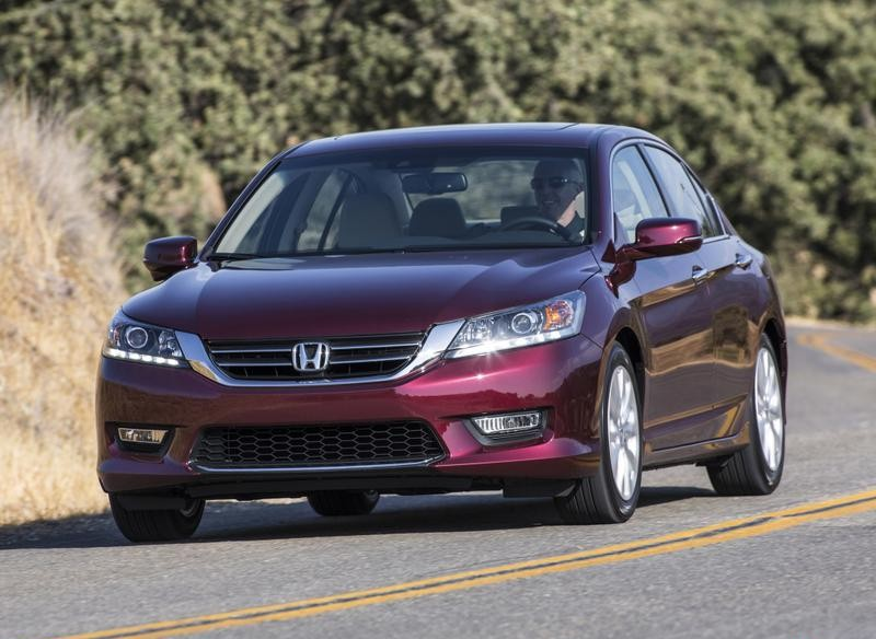 Honda Accord 2012 photo image