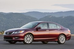Honda Accord sedan photo image 6