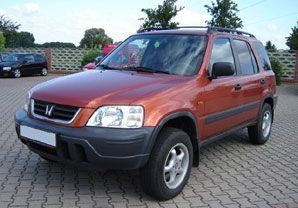 Honda CR-V 1997 photo image