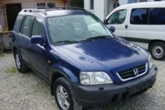Honda CR-V photo image 13