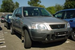 Honda CR-V photo image 1