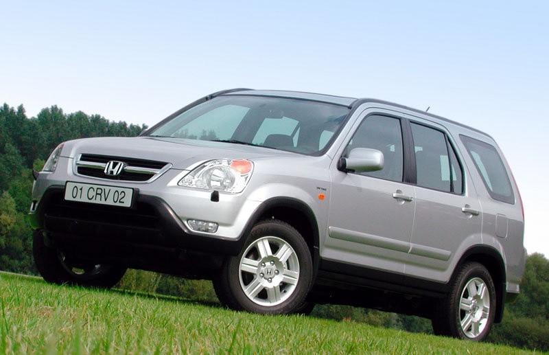 Honda CR-V 2002 foto attēls