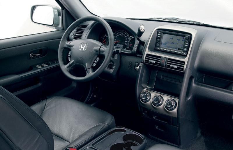 Honda Cr V 2004 2007 Reviews Technical Data Prices