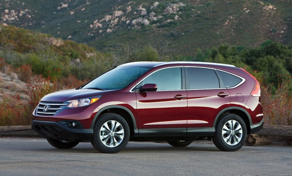 Honda Cr V 2017 Photo Image