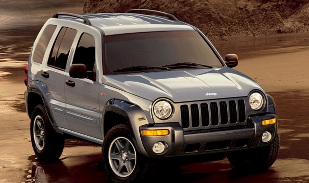 jeep cherokee 2001 2005 reviews technical data prices. Black Bedroom Furniture Sets. Home Design Ideas