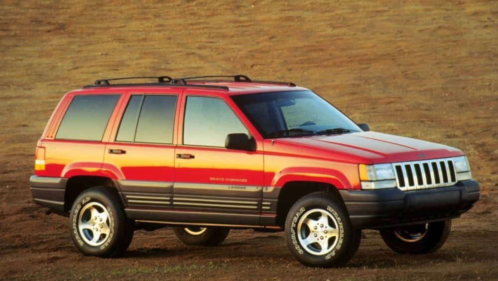 jeep grand cherokee 1993 1999 reviews technical data prices. Black Bedroom Furniture Sets. Home Design Ideas