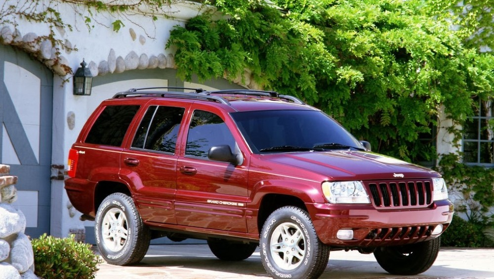 Jeep Grand Cherokee 1999 photo image