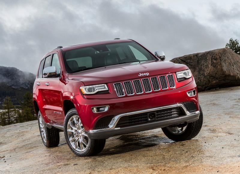 Jeep Grand Cherokee 2013 photo image