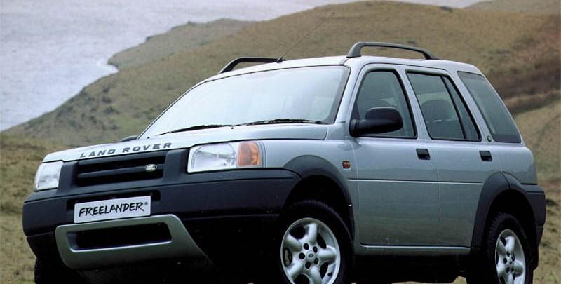 land rover freelander 1998 2000 reviews technical data prices rh auto abc eu 2003 Land Rover 2003 Land Rover