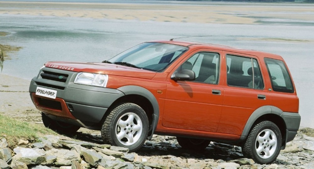 land rover freelander 2000 - 2002 reviews, technical data, prices