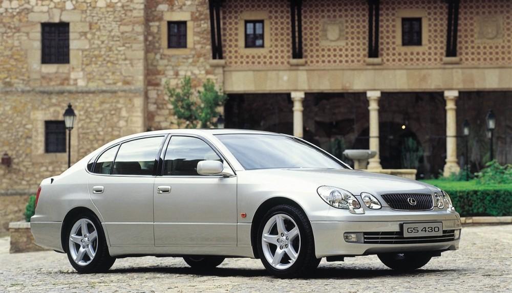 Lexus Gs Sedan 2000 2005 Reviews Technical Data Prices