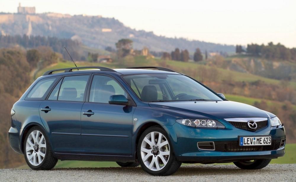 Mazda 6 Universāla Foto Attēls 1