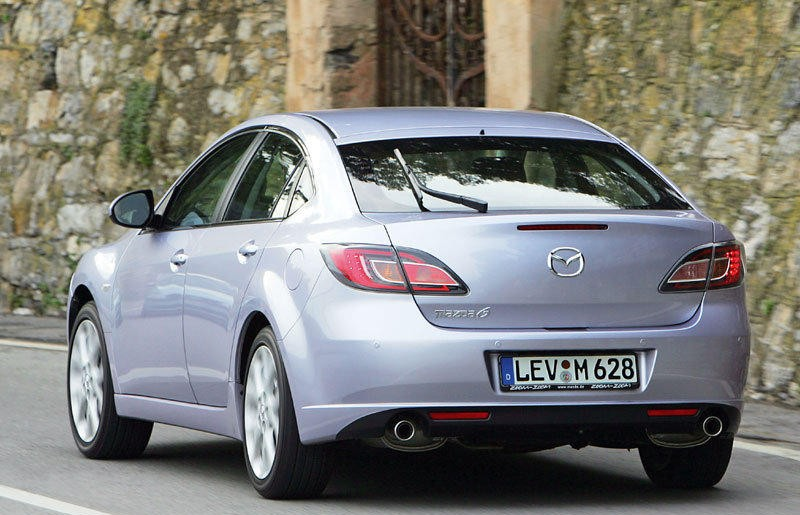 mazda 6 hatchback 2008 - 2010 reviews, technical data, prices