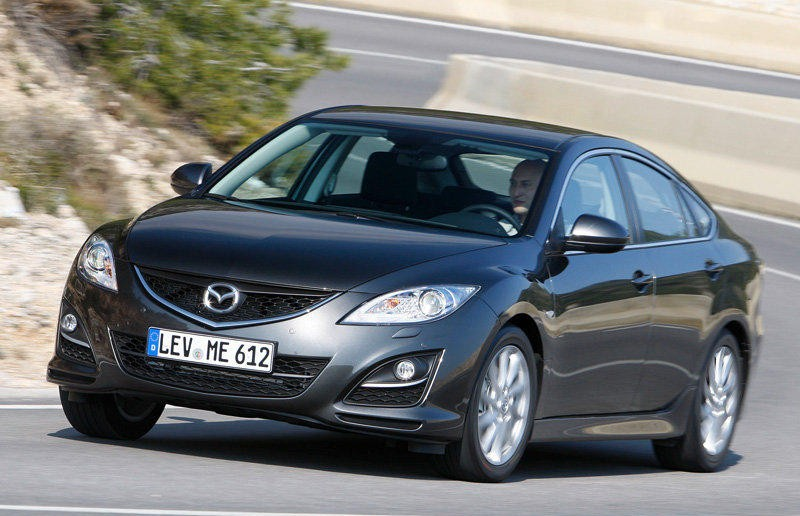 mazda 6 hatchback 2010 2012 reviews technical data prices. Black Bedroom Furniture Sets. Home Design Ideas
