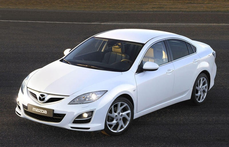 mazda 6 sedan 2010 2013 reviews technical data prices. Black Bedroom Furniture Sets. Home Design Ideas