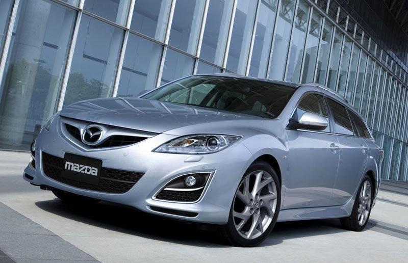 Mazda 6 2010 foto