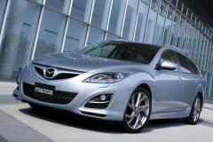 Mazda 6 familiar foto 4