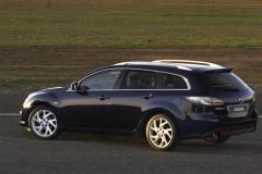 Mazda 6 familiar foto 3
