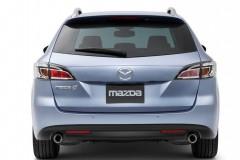 Mazda 6 familiar foto 1