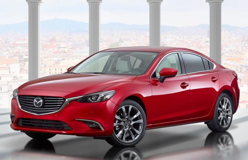 Mazda 6 2015 photo image