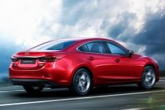 Mazda 6 sedan photo image 6