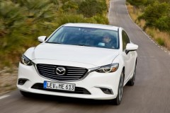 Mazda 6 sedan photo image 7