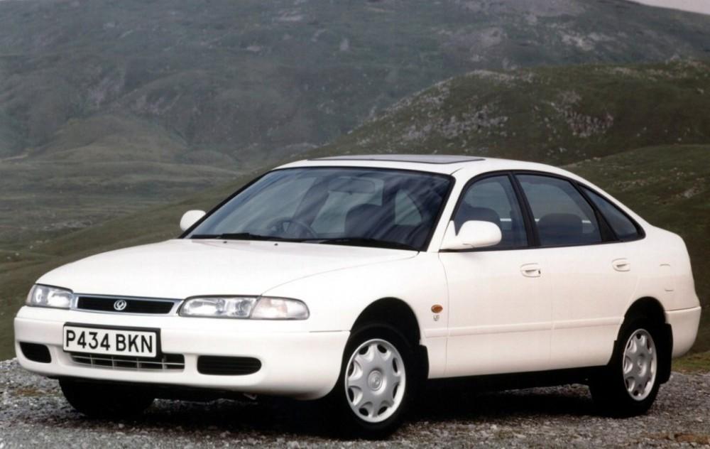 2004 Mazda 3 Hatchback >> Mazda 626 Hatchback 1991 - 1995 reviews, technical data, prices