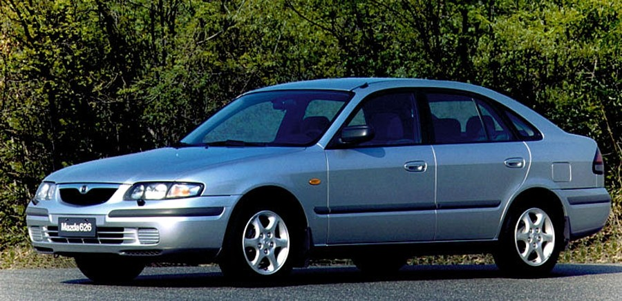 mazda 626 hatchback 1997 1999 reviews technical data prices auto abc