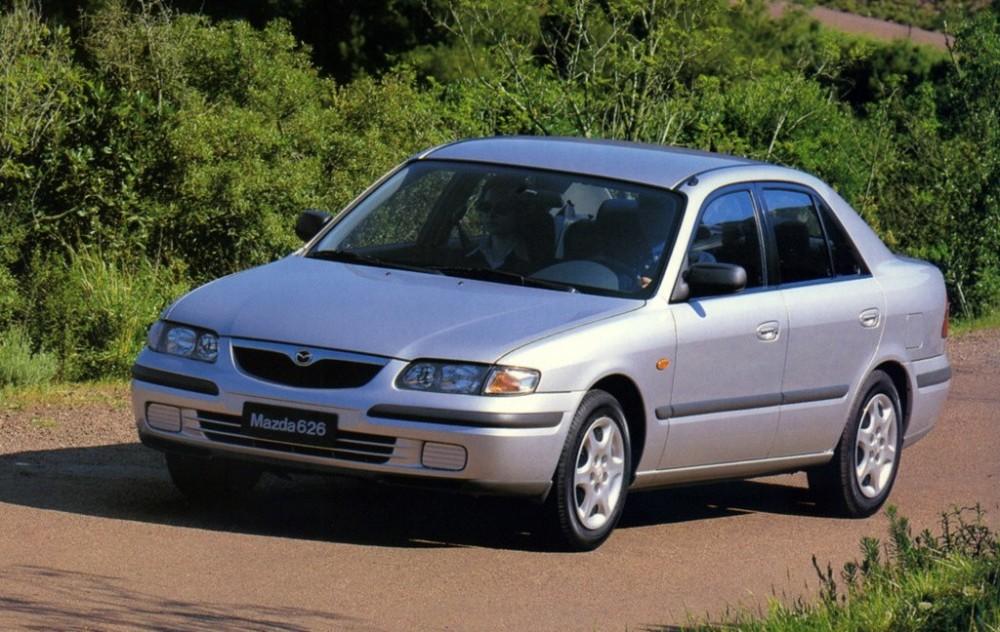Mazda 626 Sedan 1997 1999 Reviews Technical Data Prices