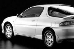 Mazda MX-3 kupejas foto attēls 3