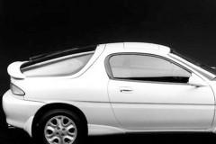 Mazda MX-3 kupejas foto attēls 2