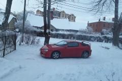 Mazda MX-3 kupejas foto attēls 5