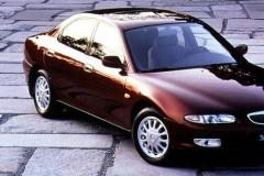 Mazda Xedos 6 sedana foto attēls 4