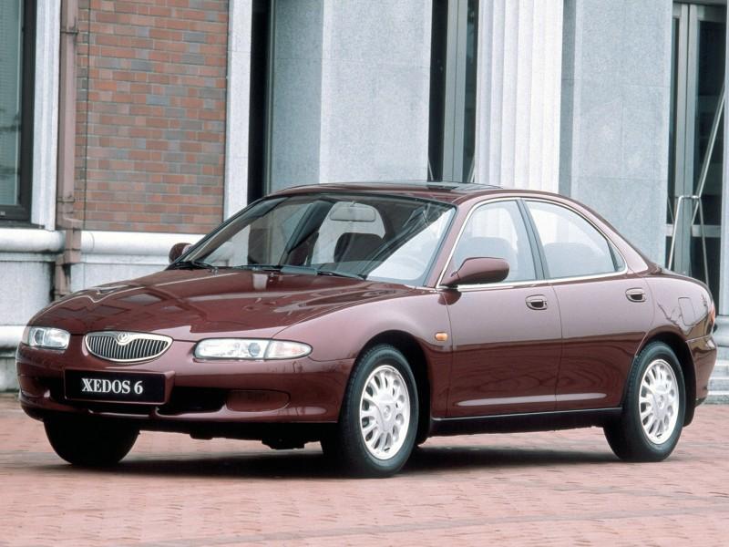 Mazda Xedos 6 1992 foto attēls