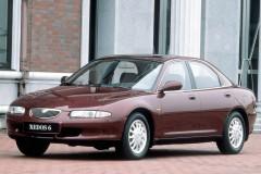 Mazda Xedos 6 sedana foto attēls 1