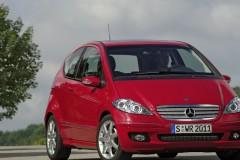Mercedes A class 3 door hatchback photo image 2