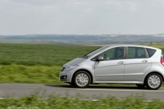 Mercedes A class hatchback photo image 1
