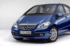 Mercedes A class hatchback photo image 10