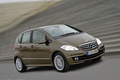 Mercedes A class hatchback photo image 3